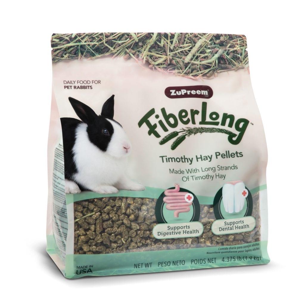 Rabbit Food Fiber Pellets