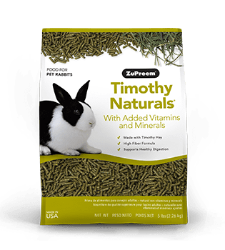 Healthy Natural Rabbit Food