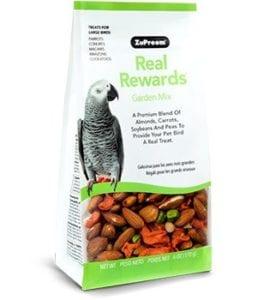 Bird Treats For Amazon Gray Parrots