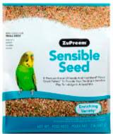 bird seed and pellet blend diet