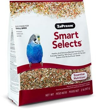 Healthy Bird Food For Budgies
