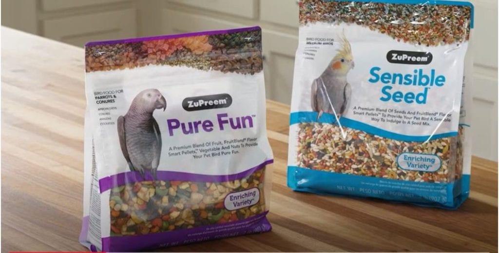 Advantages of Giving Blended Bird Food