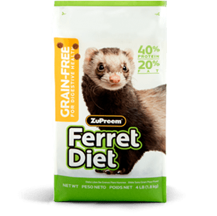 Grain-free Food for Ferrets