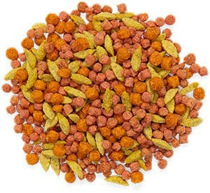 Pasta Shape Pellet Bird Food for medium sized bird
