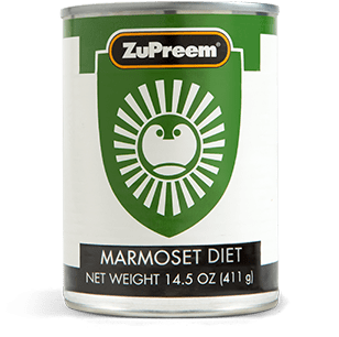 Marmoset Diet Canned Food with Vitamin C