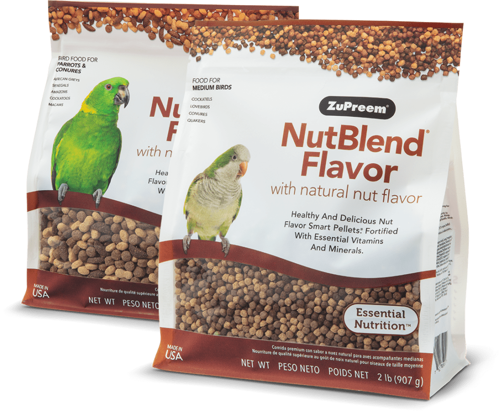 NutBlend Pellet Bird Food
