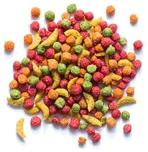 FruitBlend Bird Food for Breeding Parrots and Conures