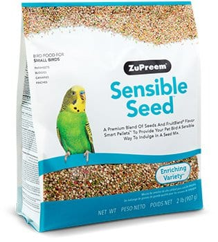 Fruit and Seed Pellet Blends for Parakeets, Budgies, Parrotlets