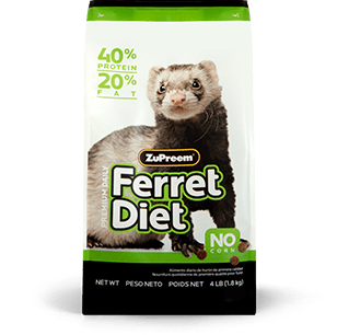 Premium Food for Ferrets