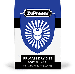Diet Dry Food for Primate