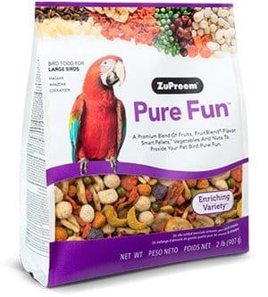 Pure Fun Seed Pellet Blends