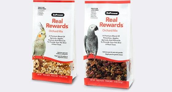 Delicious Nuts Bird Treats