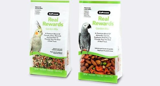 Garden Mix Bird Training Rewards