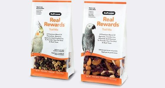 Real Rewards Trail Mix Nutritious Bird Food