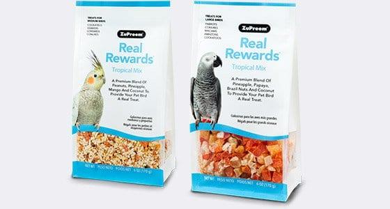 Tropical Mix Bird Treats