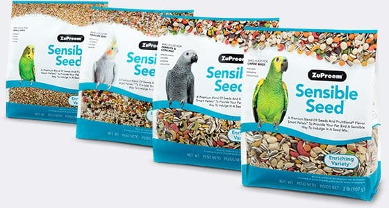 Sensible Seed Healthy Bird Pellets
