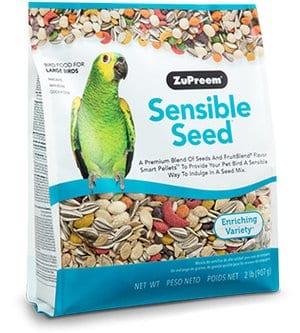 Sensible Seed Pellet Blends