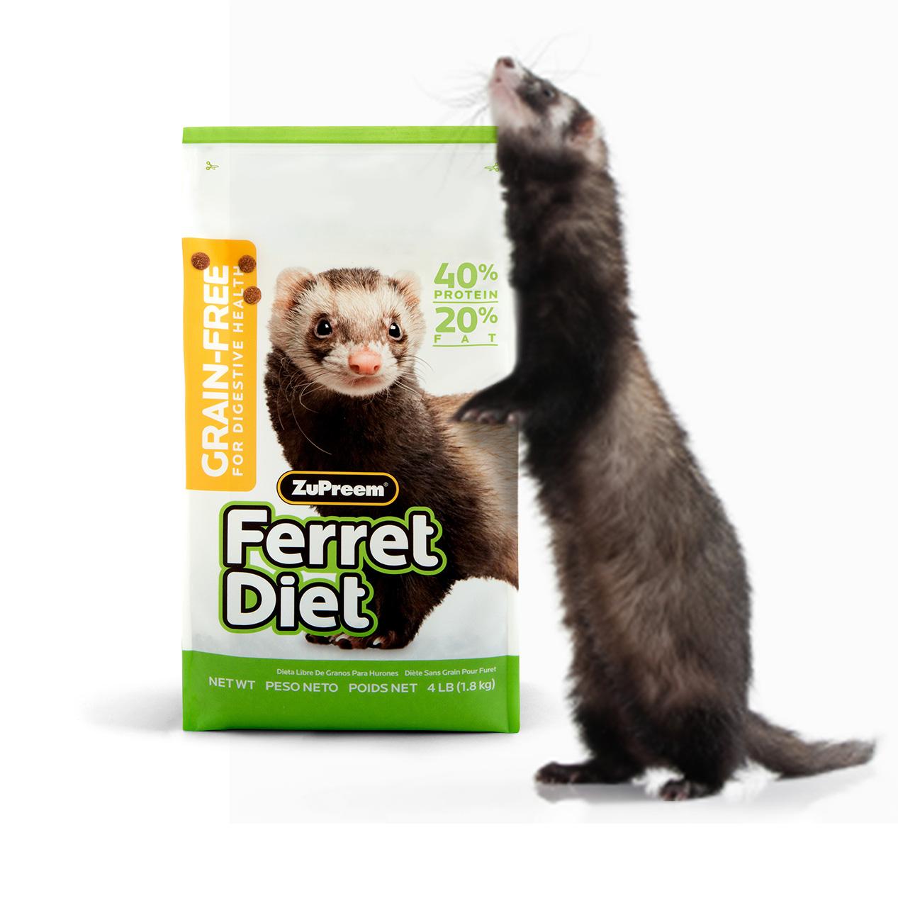 Ferret Pellet Food Zupreem