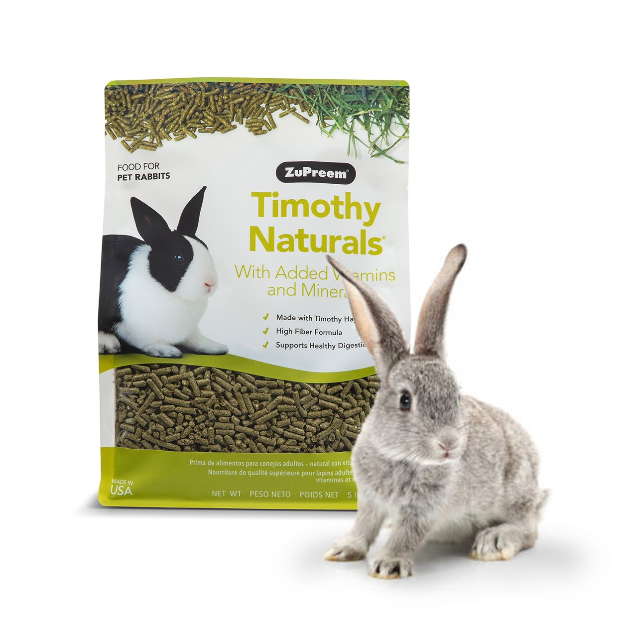 Rabbit Pellet Food ZuPreem